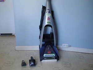 Bissell Steam Carpet Cleaning