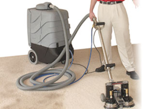 Rotovac Steam Carpet Cleaning
